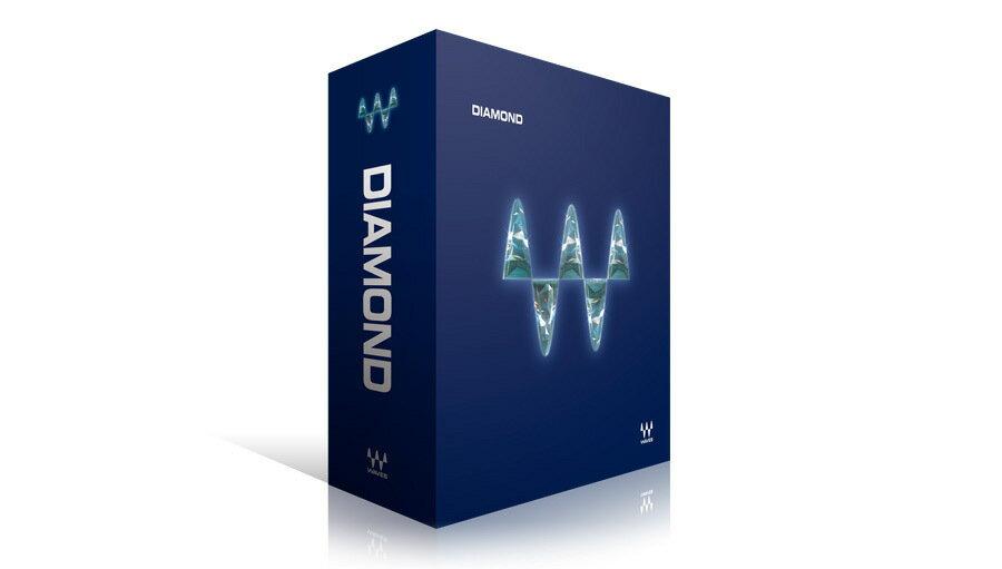 WAVES DIAMOND Native Bundle + SG【★Waves 25th Anniversary!在庫限り特価!】【※シリアルPDF納品につき代引不可】