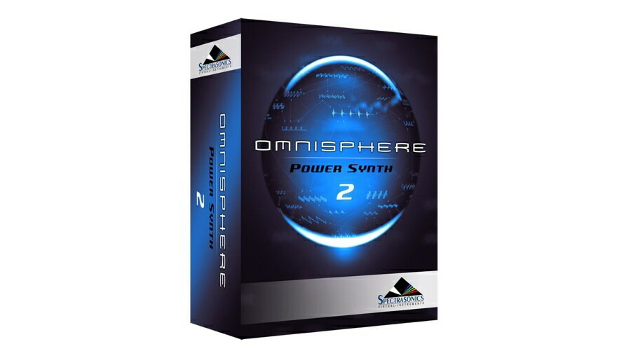 SPECTRASONICS Omnisphere 2 (USB Drive)【在庫限りプロモ特価!】