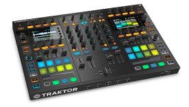 Native Instruments(ネイティブインストゥルメンツ) TRAKTOR KONTROL S8【PCDJ】【DJコントローラー】