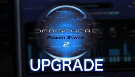 SPECTRASONICS(スペクトラソニックス) Omnisphere 2 Upgrade【DTM】【シンセサイザー】