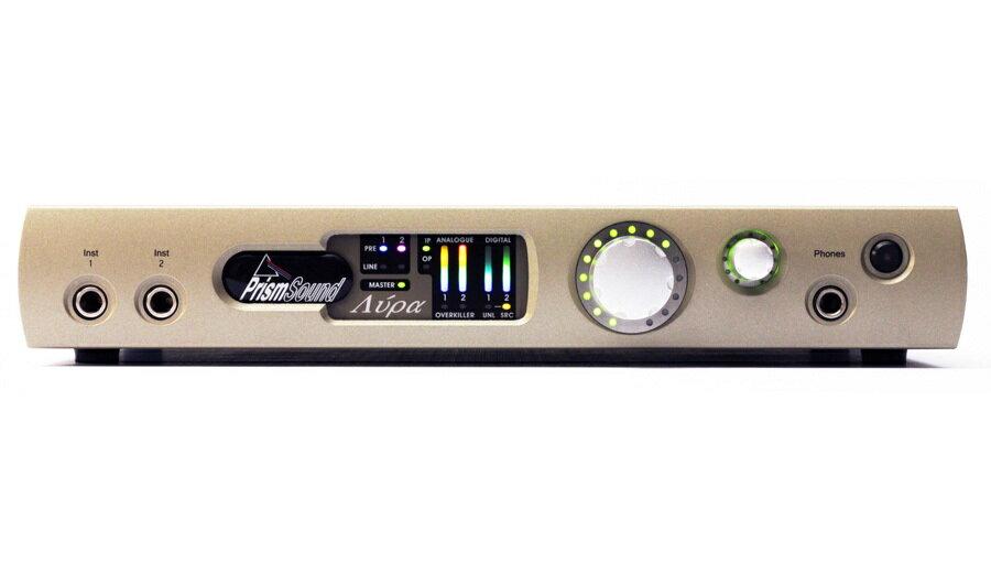 【クーポン配布中!】Prism Sound(プリズムサウンド) Lyra2【DTM】【オーディオ】【コンバーター】