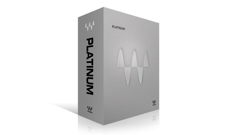 WAVES Platinum Native Bundle + SG【在庫限り、Wavesプロモ大特価!】【※シリアルPDF納品につき代引不可】