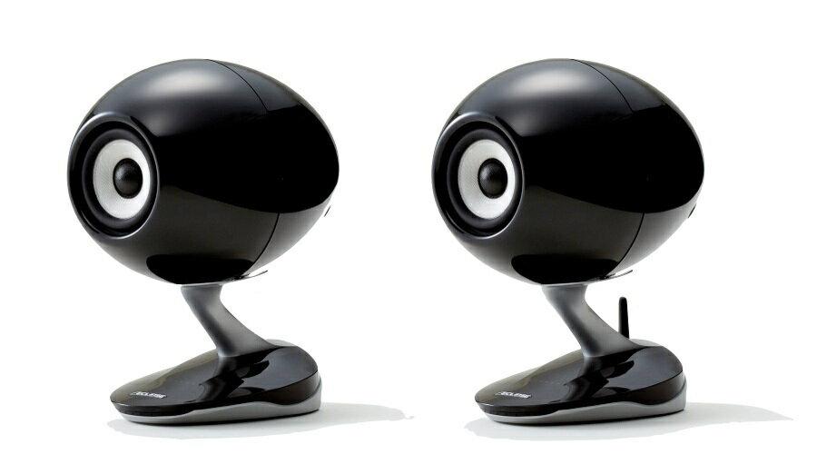 【クーポン配布中!】ECLIPSE(イクリプス) TD-M1 BLACK(1Pair)【DTM】【モニタースピーカー】【Airplay】【Android】【オーディオ】【テレビ用】【ワイヤレス】【スマートフォン】