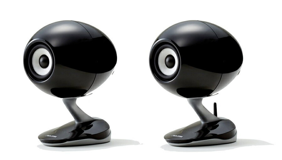 【3%OFFクーポン配布中!】ECLIPSE(イクリプス) TD-M1 BLACK(1Pair)【DTM】【モニタースピーカー】【Airplay】【Android】【オーディオ】【テレビ用】【ワイヤレス】【スマートフォン】