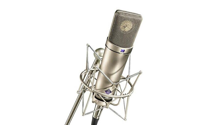 【クーポン配布中!】NEUMANN(ノイマン) U87Ai studio set【コンデンサーマイク】【レコーディング】