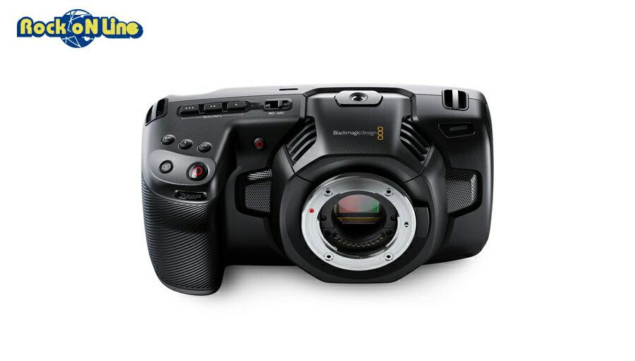 【クーポン配布中!】Blackmagic Design(ブラックマジック・デザイン) Blackmagic Pocket Cinema Camera 4K【ビデオカメラ】
