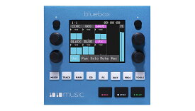1010MUSIC Bluebox - Compact Digital Mixer/Recorder