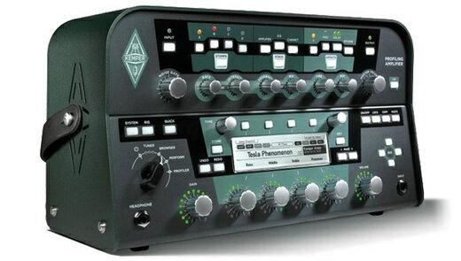 【エントリーでポイント3倍!】KEMPER(ケンパー) PROFILING AMP BK 【ギターアンプ(Amp)・シミュレーター】
