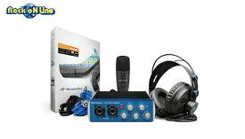 PreSonus(プリソーナス) AudioBox USB 96 Studio【オーディオインターフェイス】
