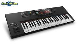 Native Instruments(ネイティブインストゥルメンツ) KOMPLETE KONTROL S49 MK2【DTM】【MIDIキーボード】
