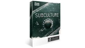 UVI(ユーブイアイ) SubCulture for Falcon【UVIブラックフライデー2020】【※シリアルPDFメール納品】【DTM】【エフェクトプラグイン】