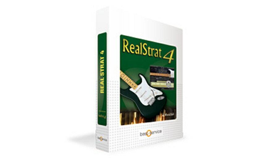 【クーポン配布中!】MUSIC LAB(ミュージックラボ) REAL STRAT 4 / BOX【DTM】【ソフトシンセ】【ギター音源】