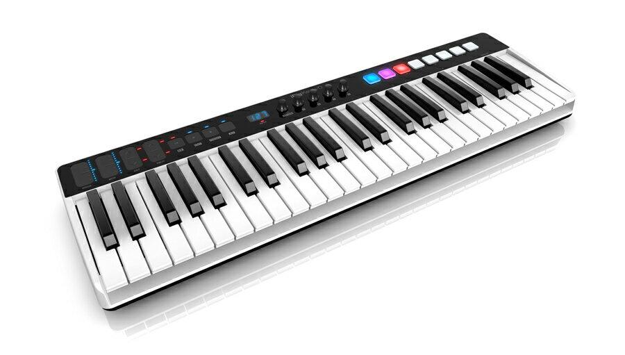 【クーポン配布中!】IK Multimedia(アイケーマルチメディア) iRig Keys I/O 49【DTM】【MIDIキーボード】【オーディオインターフェイス】【6/30までの登録で人気のバーチャルインストゥルメントが無償でついてくる!】