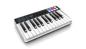 IK Multimedia(アイケーマルチメディア) iRig Keys I/O 25【DTM】【MIDIキーボード】【オーディオインターフェイス】