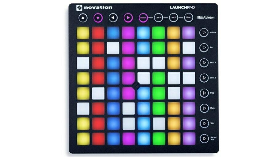 【クーポン配布中!】Novation(ノベーション) Launchpad MkII【DTM】【MIDIコントローラー】