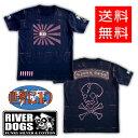 """★メール便送料無料★ RIVER DOGS """"世界に1つだけの Tシャツ"""" 【RD-C-391】[半袖 Tシャツ ロックTシャツ バンドTシャツ オリジナル パ…"""