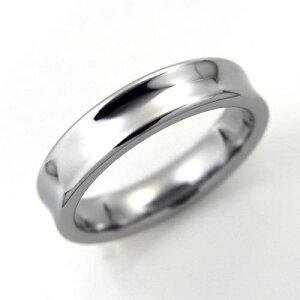 指輪 レディース メンズ リング タングステン シンプル おしゃれ ペアリング ペア 小さい大きい サイズ ゲージ 重ね付け ピンキー 太め 親指 人差し指 金属アレルギー ピンクゴールド ゴール