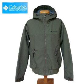 Columbia コロンビア 裏フリース ジャケット Loma Vista Hoodie マウンテンパーカー メンズ PM3753 オリーブ