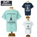 【SALE・セール】 ジムマスター gym master Tシャツ メンズ RELAX MYSELF プリント 半袖Tシャツ g280672