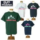 【SALE・セール】 ジムマスター gym master Tシャツ メンズ FEELING GOOD 半袖Tシャツ g280678