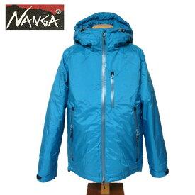【SALE・セール】 NANGA ナンガ オーロラ ダウンジャケット メンズ 日本製 ターコイズ