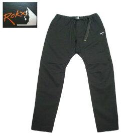 ロックス ROKX ライトトレックパンツ ストレッチ クライミングパンツ メンズ RXMS191012 ブラック