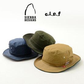 【期間限定ポイント10倍 25日23:59まで】SIERRA DESIGNS(シェラデザイン) リバーシブル 60/40 ハット / 帽子 / 60/40クロス / メンズ / REVERSIBLE 60/40 HAT