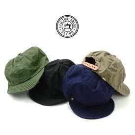 【期間限定!クーポンで10%OFF】DECHO(デコ) ボールキャップ / バックル / ベンタイルコットン / ワークキャップ / メンズ レディース / 日本製 / D-11/BALL CAP BUCKLE VENTILE