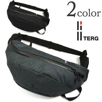 TERG 由 HELINOX (暴跳,通過向萊諾克斯) 中腰和屍體袋 / 臀部袋 / 包中腰