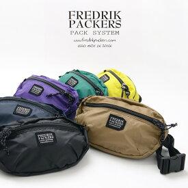 FREDRIK PACKERS(フレドリックパッカーズ) 210D エリプス ヒップパック / バッグ / サコッシュ / ウエストポーチ / メンズ レディース / 日本製 / 700075901 / 210D ELLIPSE HIP PACK