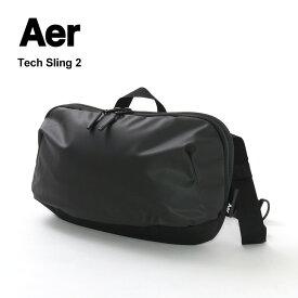 【ポイント10倍!5/17(月)01:59まで】AER(エアー) テックスリング 2 / ショルダーバッグ / ビジネス 仕事 出張 / メンズ / WORK COLLECTION / TECH SLING 2