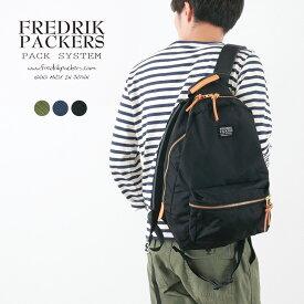 FREDRIK PACKERS(フレドリックパッカーズ) 420D デイパック / バックパック / リュック / メンズ レディース / ナイロン / 日本製 / 420D DAY PACK