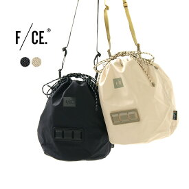 F/CE.(エフシーイー)ロービック ドロー ストリング / ミニショルダー 巾着 / 斜め掛け / ポーチ / メンズ レディース / ROBIC DRAW STRING
