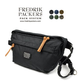 【20%OFF】FREDRIK PACKERS(フレドリックパッカーズ) ファニーパック / ショルダーバッグ / ミニショルダー / メンズ レディース / 700042470 / 日本製 / 500D FUNY PACK【セール】