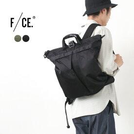 F/CE.(エフシーイー) サテン 3WAY ヘルメットバッグ / リュック / ショルダーバッグ / トートバッグ / メンズ / SATIN 3WAY HELMET
