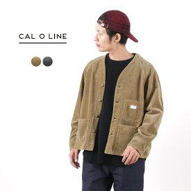 【期間限定クーポン対象!4/2 01:59まで】CAL O LINE(キャルオーライン) コーデュロイ エンジニアーズジャケット / メンズ / 日本製 / CORDUROY ENGINEERS JACKET / liou