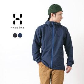 【20%OFF】HAGLOFS(ホグロフス) エスカー ジャケット / メンズ / ソフト シェルジャケット 薄手 / アウトドア / ESKER JACKET MEN【セール】