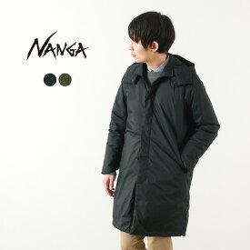 NANGA(ナンガ)オーロラ ステンカラー ダウンコート / メンズ / 日本製 / AURORA SOUTIEN COLLAR DOWN COAT