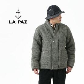 LA PAZ(ラパス) パデッド ジャケット / アウター / ウール / ショート / メンズ / BARBOSA / PADDED JACKET