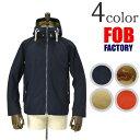 【50%OFF】FOB FACTORY(FOBファクトリー) F2295 マリンパーカー / コットンパーカー / マウンテンパーカー / メンズ…