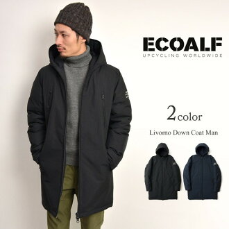 ECOALF (ecoalf) Livorno down jacket man / men's / LIVORNO DOWN COAT MAN