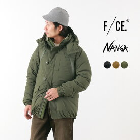 F/CE. × NANGA(エフシーイー × ナンガ) N3-B タイプA ダウンジャケット / メンズ / 日本製 / FT N3B TYPE A JK