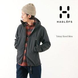 HAGLOFS(ホグロフス) トーカイフード / ソフトシェル フーデッド ジャケット / アウトドア / メンズ / TOKAY HOOD MEN