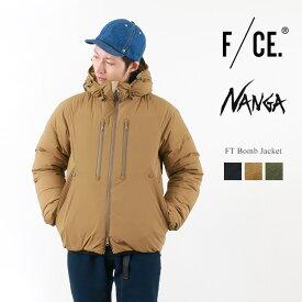 F/CE. × NANGA(エフシーイー × ナンガ) ボムジャケット / ダウンジャケット / メンズ / 日本製 / FT BOMB JACKET