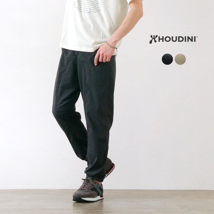 【最大10%OFFクーポン対象】HOUDINI(フディーニ/フーディニ) メンズ スウィフトパンツ / ストレッチ 薄手 軽量 ドライ / アウトドア / M's Swift Pants
