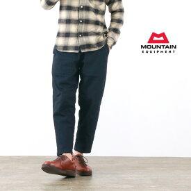 【期間限定!クーポンで10%OFF】MOUNTAIN EQUIPMENT(マウンテンイクイップメント) キルティド デニム ファティーグパンツ / キルティング 中綿 あったか / メンズ / QUILTED DENIM FATIGUE PANTS