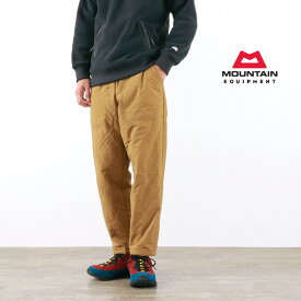 MOUNTAIN EQUIPMENT(マウンテンイクイップメント) キルティド ファティーグパンツ / ナイロン / キルティング 中綿 あったか / メンズ / QUILTED FATIGUE PANTS
