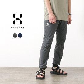 HAGLOFS(ホグロフス) L.I.M ヒューズパンツ メンズ / トレッキングパンツ / レインパンツ / 薄手 軽量 / アウトドア / L.I.M FUSE PANT MEN
