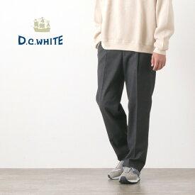 D.C.WHITE(ディーシーホワイト) ストライプパンツ / セットアップ / メンズ / ポリエステル / レーヨン