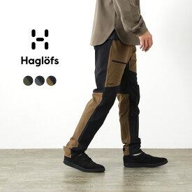 【10%OFFクーポン対象!3月11日1:59まで】HAGLOFS(ホグロフス) ラグドフレックスパンツ / 薄手 軽量 / アウトドア / RUGGED FLEX PANT MEN